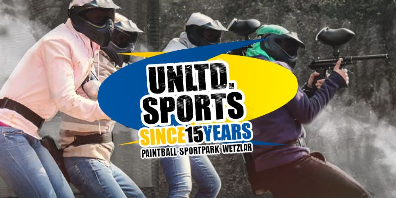 unlimited sports - Paintball Sportpark Wetzlar
